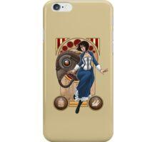Bioshock Infinite - Elizabeth and Songbird Nouveau iPhone Case/Skin