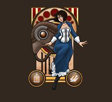 Bioshock Infinite - Elizabeth and Songbird Nouveau Unisex T-Shirt