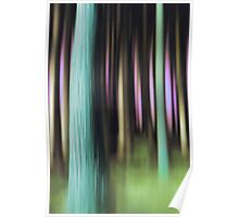 forest impressions IV Poster