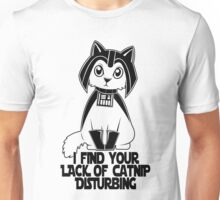 Darth Kitty Unisex T-Shirt