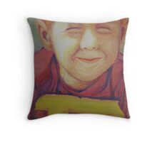 Dawson in Pastel Throw Pillow