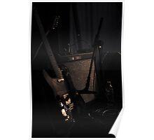 Fender Combo Poster