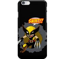 Wolvie iPhone Case/Skin