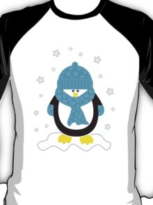 Baby It's Cold Outside [Boy Penguin] T-Shirt