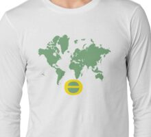 one world earthday Long Sleeve T-Shirt
