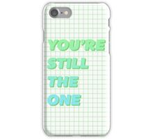 I Know I Say It Too Much iPhone Case/Skin