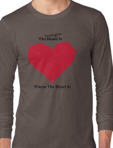 The Pericardium Long Sleeve T-Shirt