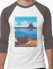 Lindisfarne Men's Baseball ¾ T-Shirt