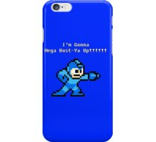 Mega Bust-ya Up iPhone Case/Skin