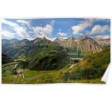 Formazza Valley, Italy Poster