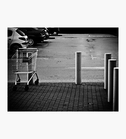 empty Photographic Print