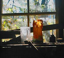 The Toolshed - Peacham, Vermont by T.J. Martin