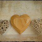 Three Hearts by Martie Venter