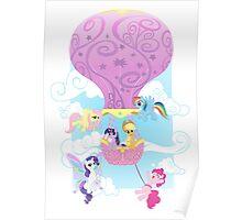 Balloon Buddies Poster