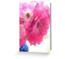 Romantic Wild Rose Greeting Card