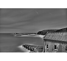 Old Lifeboat Station, Lizard Point, Cornwall, England Photographic Print