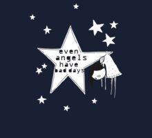 eVen Angels have bad dAys One Piece - Short Sleeve