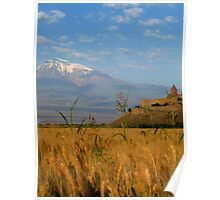 Picturesque Armenia Poster