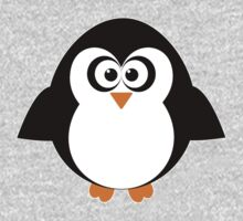 Penny Penguin One Piece - Long Sleeve