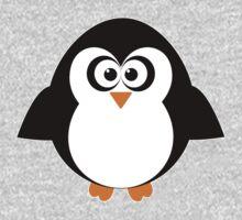Penny Penguin One Piece - Short Sleeve