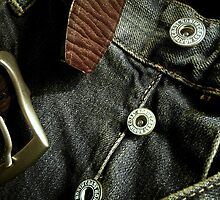 Denim & Leather - Product shot by Nick Bland