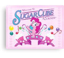 Sugarcube Corner Canvas Print