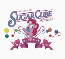 Sugarcube Corner One Piece - Short Sleeve