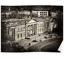 York Castle Museum - England Poster