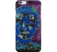 The man who never was iPhone Case/Skin