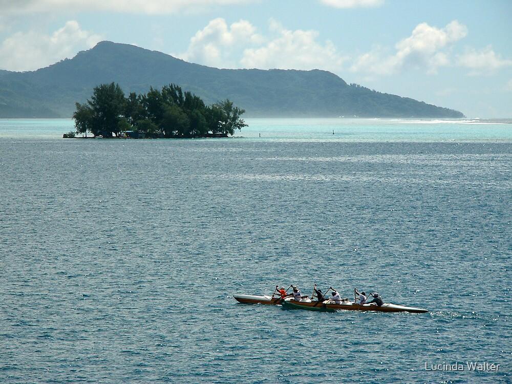 Adventure in Raiatea by Lucinda Walter