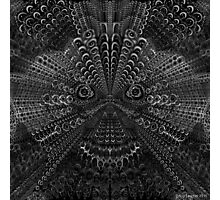 Fractal Being  Photographic Print