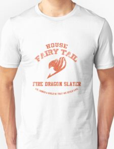 Fire Dragon Slayer of Fairy Tail T-Shirt