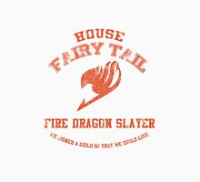 Fire Dragon Slayer of Fairy Tail Unisex T-Shirt