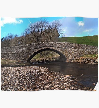 Coverdale Bridge Poster