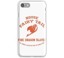 Fire Dragon Slayer - Normal iPhone Case/Skin