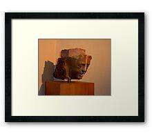 Etruscan Beauty Framed Print