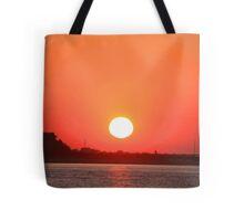 Atlantic Beach Sunset Tote Bag