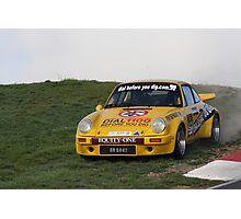 PORSCHE 911 RS - HILL CLIMB OR RALLY CROSS Photographic Print