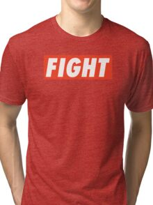 Fight Tri-blend T-Shirt