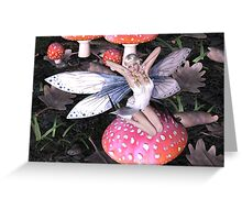 Fantasy Fairy Card - Early One Morning Greeting Card
