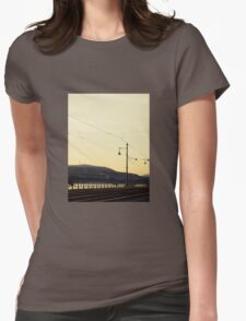 Tracks along the Danube T-Shirt