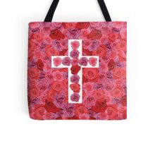 Flower Cross 2.0 Tote Bag