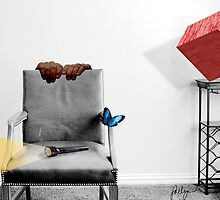 THE ARMCHAIR AND THE BUTTERFLY by Paul Quixote Alleyne