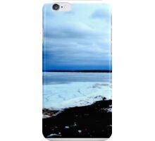 Blue Glaze iPhone Case/Skin