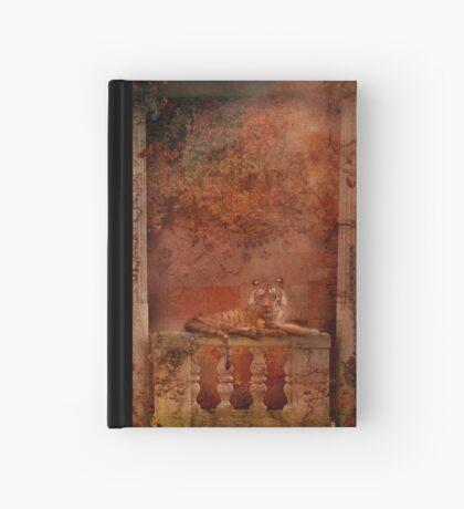 Tigra de la Rosa Hardcover Journal
