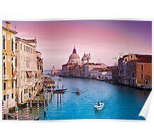Veni Vici Venice Poster