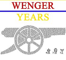 Wenger Years Ver.2 by Phillip Hardy