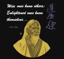 Lao Tzu by Kevyn Paul Eisenman