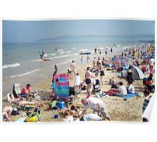 beach jigsaw Poster