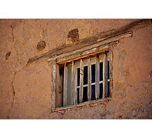 Remnants of the Past #2 - Old Mesilla, New Mexico Photographic Print
